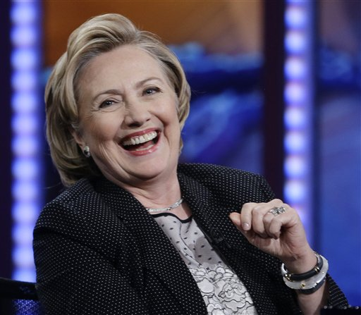 Hillary Rodham Clinton  (AP Photo/Frank Franklin II)