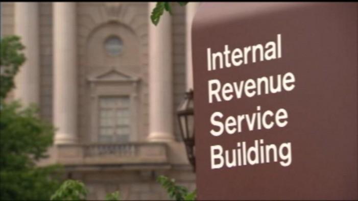 House Republicans slash IRS tax-enforcement funds