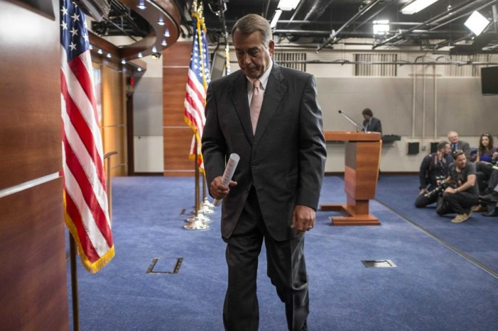 Boehner unsure Congress will act on immigration