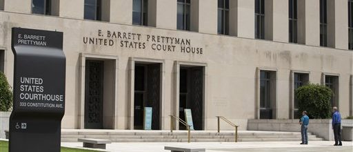 Federal judges follow party lines in different courts