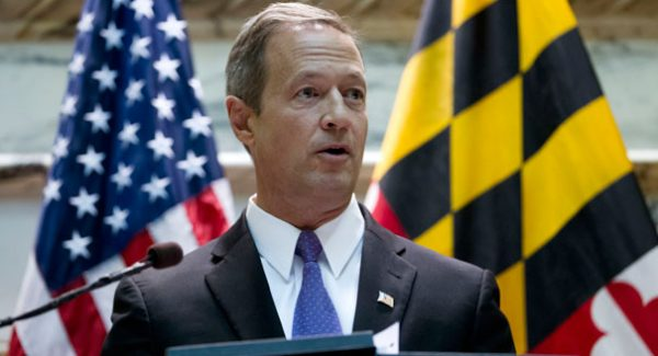 Maryland Gov. Martin O'Malley