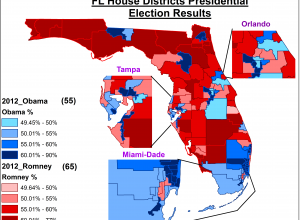 Florida judge orders new Congressional map