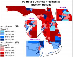 Florida judge orders new Congressional map