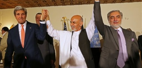Will Afghanistan really get a new president?