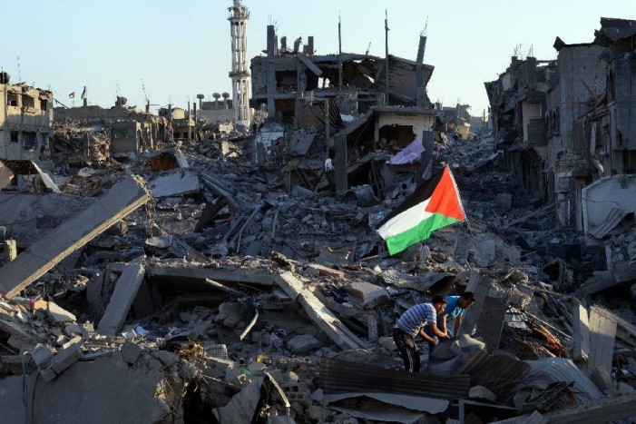 Ceasefore ends, Gaza airstrikes back in force