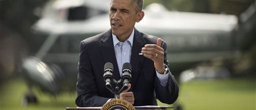 Obama: No time limits on Iraq military action