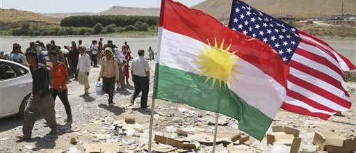 Obama now providing arms to Kurds in Iraq