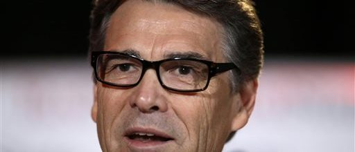 Rick Perry calls indictment 'outrageous'