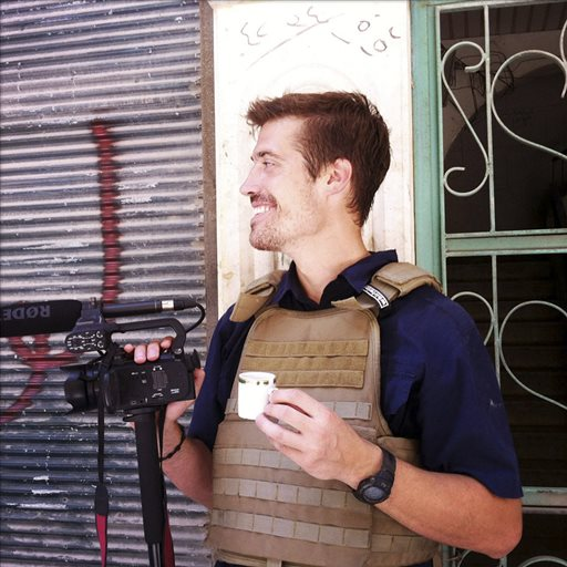 Foley's death brings more strikes against militants