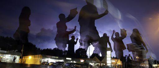 Is peace returning to Ferguson, Missouri?