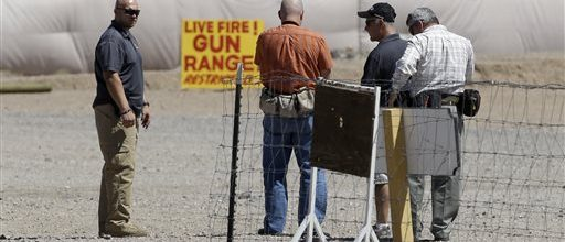 Few laws govern children at gun ranges