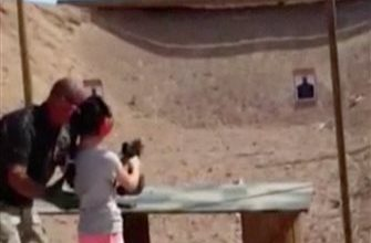 9-year-old guns down firearms instructor