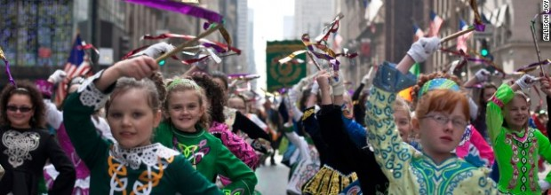 Gay group allowed in New York's St. Patrick's parade