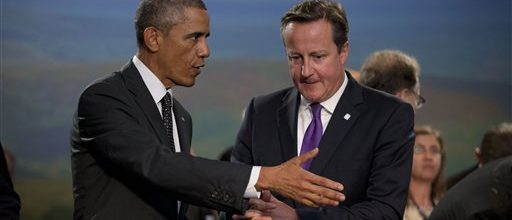 America, England say will 'not be cowed'