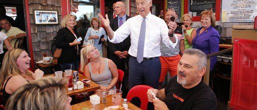 Biden, somehow, claims good news in jobs report