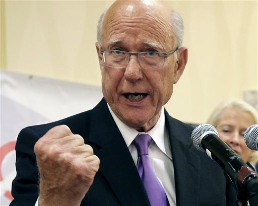 Pat Roberts shakes up his re-election team