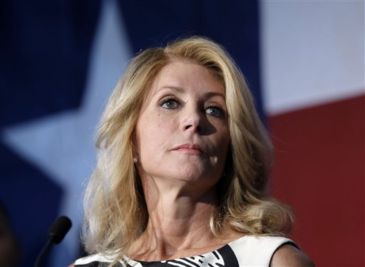 Wendy Davis reveals abortion in '90s