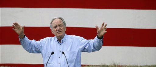 A steak fry to try and help Tom Harkin's replacement