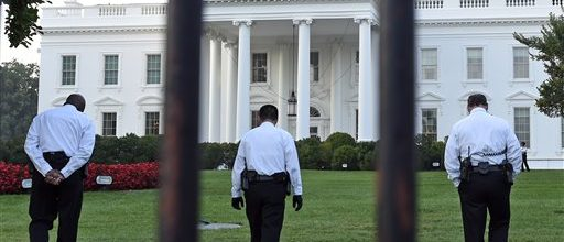 Secret Service boosts security at White House