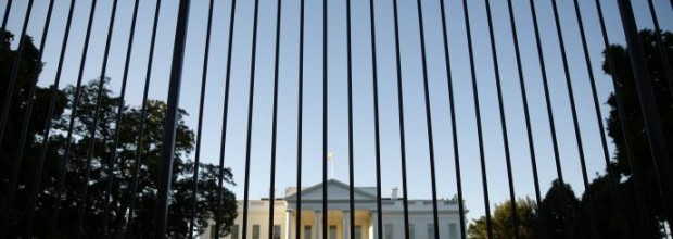 Increased White House security sparks anger