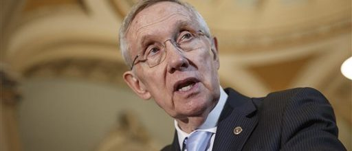 Harry Reid playing major role in close Senate races