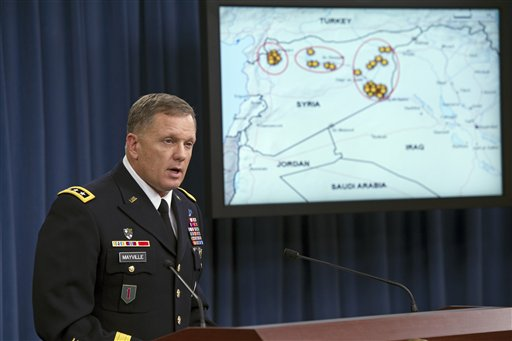 Intelligence gaps hamper airstrikes in Syria, Iraq