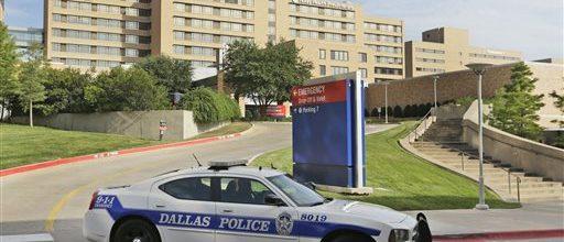 Ebola arrives in U.S.