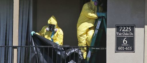 Ebola patient in Texas now critical