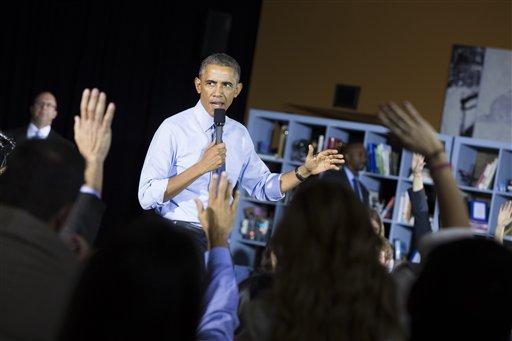 Obama raising money for Democrats in California