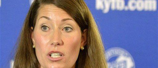 Kentucky Senate candidates seek base voters
