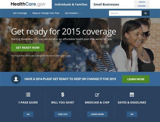 Changes in HeathCare.gov:  Good or bad?