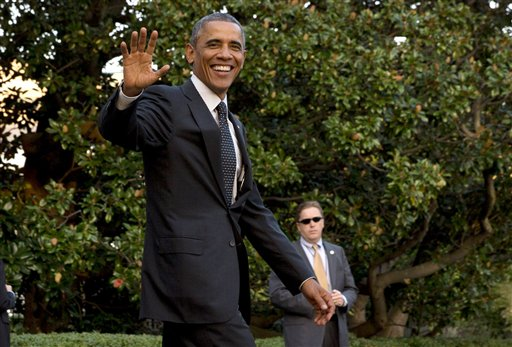 Not much demand for Obama on campaign trail