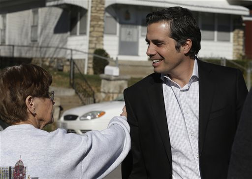 Greg Orman:  A candidate without a party