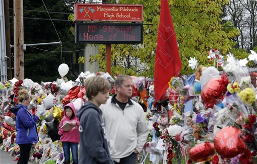 Fifth teenager dies from Washington state shooting