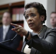 A vote soon on Loretta Lynch?