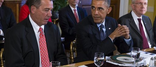 So much for cooperation: Obama, GOP tangle