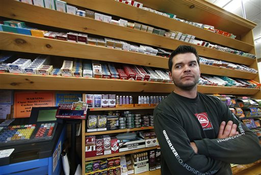 Where there's smoke, there's ire over tobacco ban