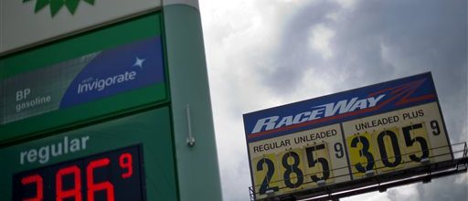Uncle Sam says cheap gas will stick around