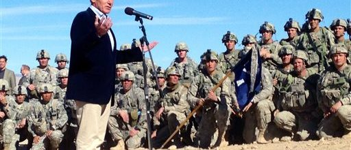 Hagel says Iraqi troops on fast-track training