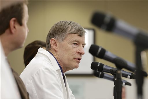 Delay in treatments before Ebola patient died