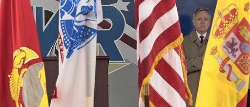 Navy secretary travels, a lot, at taxpayer expense