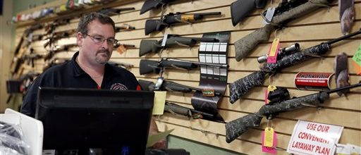 Gun sales on the rise in St. Louis