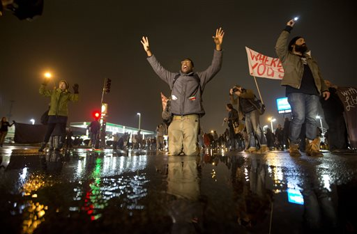 Speculation, uncertainty over Ferguson decision
