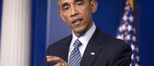 Obama urges calm, says law has spoken