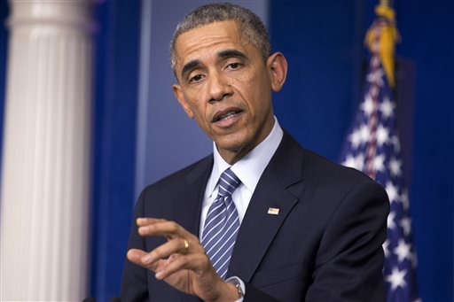 Obama urges calm, says law has spoken