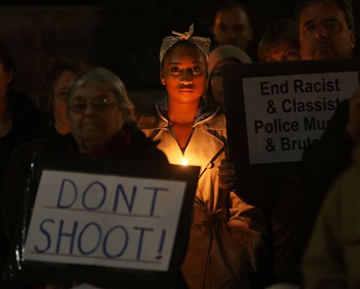 More protests around the country on Ferguson