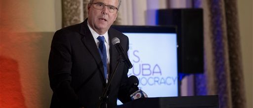 Is Jeb Bush really different from George W.?