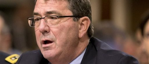 Ashton Carter brings a different look to the Pentagon