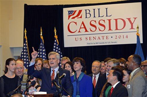 Bye bye to last Deep South Democrat in Senate