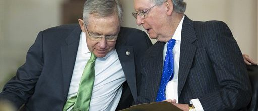 Senate: Next stop for spending bill